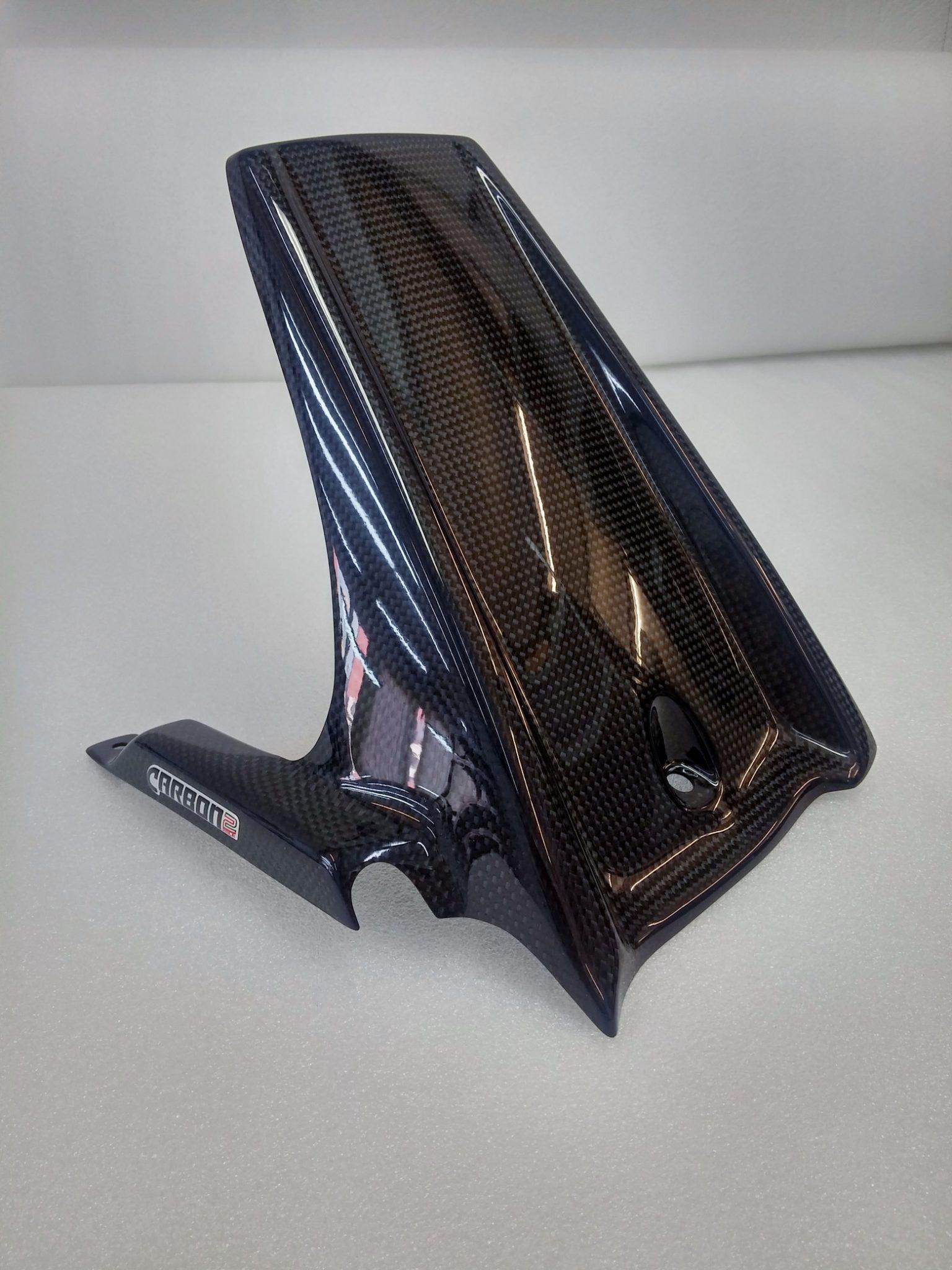 KAWASAKI ZX-10R 2011-2016 Carbon Fiber Rear Fender Extended 1