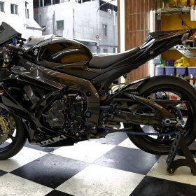 SUZUKI GSX-R 600-750 2006-2010 Carbon Fiber