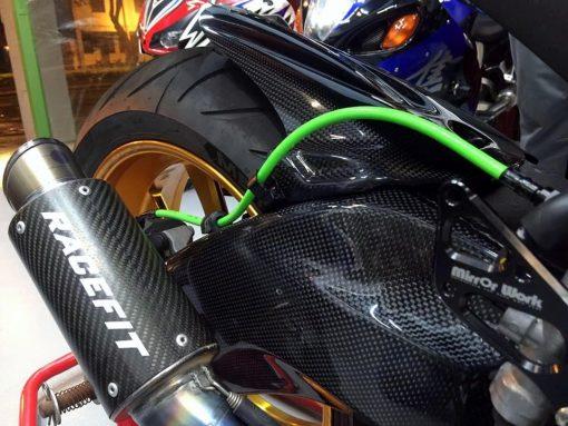 SUZUKI GSX-R 1000 2009-2015 Carbon Fiber Rear Fender 4