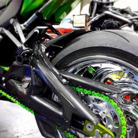 KAWASAKI ZX-10R 2011-2015 Carbon Fiber Parts by Carbon2race