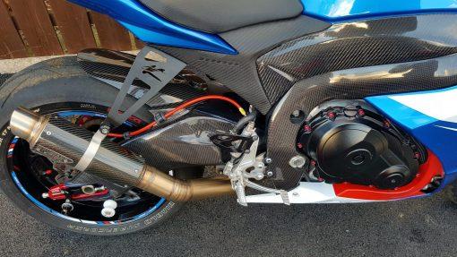 SUZUKI GSX-R 1000 2009-2016 Carbon2race 2