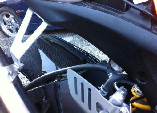SUZUKI GSX-R 1000 2005-2008 Carbon Fiber Rear Fender 6