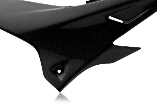 APRILIA RSV4 2009-2016 Carbon Fiber Side Tank Panels 7