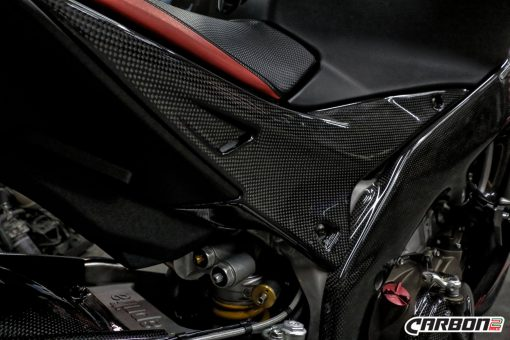 APRILIA RSV4 2009-2017 Carbon Fiber Side Tank Panels 8