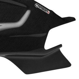 BMW S 1000R 2014-2016 Carbon Fiber Swingarm Covers 6