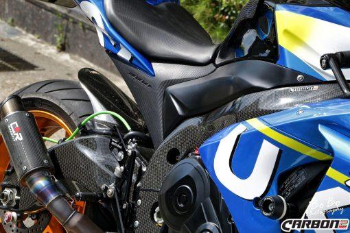 SUZUKI GSX-R 1000 2009-2016 Carbon2race 7