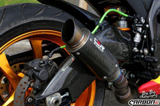 SUZUKI GSX-R 1000 2009-2016 Carbon2race 10