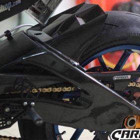 YAMAHA YZF-R6 2006-2016 Carbon Fiber Swingarm Covers 12