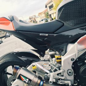 APRILIA RSV4 2009-2017 Carbon Fiber Side Tank Panels 9