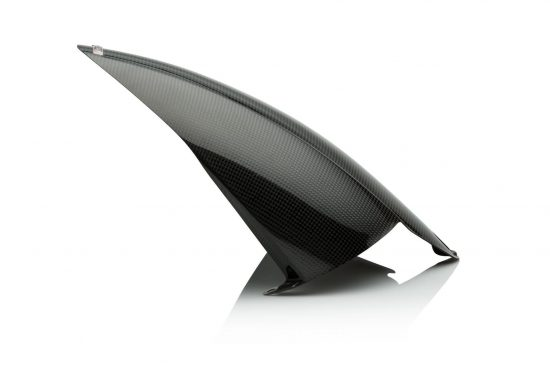 KAWASAKI ZX-10R 2008-2010 Carbon Fiber Rear Fender 2