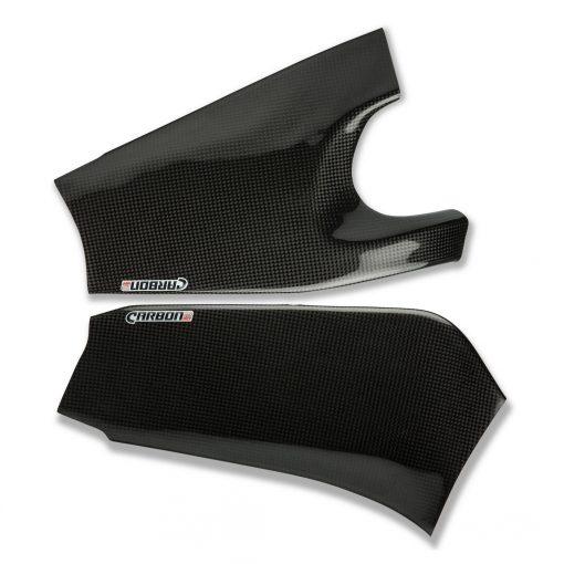 KAWASAKI ZX-10R 2008-2010 Carbon Fiber Swingarm Covers 1
