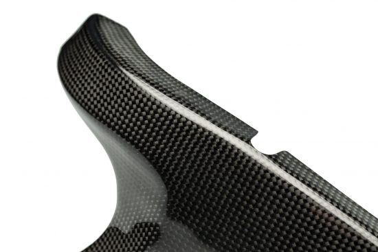 KAWASAKI ZX-10R 2008-2010 Carbon Fiber Swingarm Covers 6