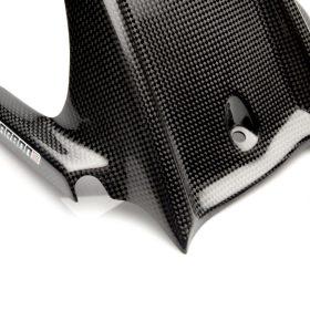 KAWASAKI ZX-10R 2011-2017 Carbon Fiber Rear Hugger Extended 5
