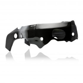 SUZUKI GSX-R 1000 2005-2006 Carbon Fiber Frame Covers 2