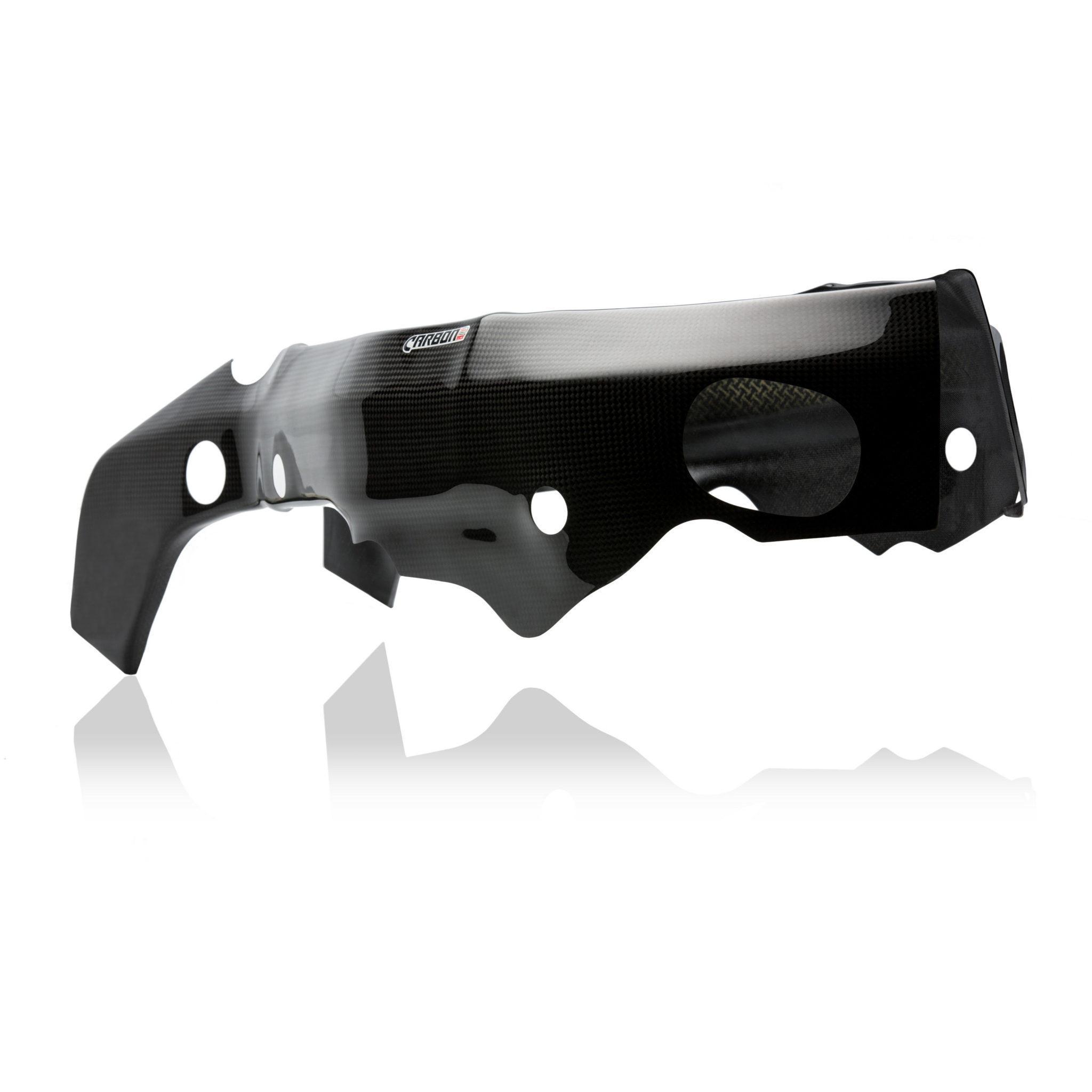 SUZUKI GSX-R 1000 2005-2006 Carbon Fiber Frame Covers