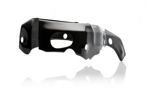 SUZUKI GSX-R 1000 2005-2006 Carbon Fiber Frame Covers 3