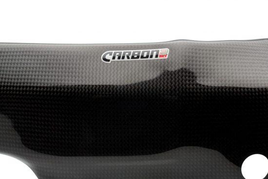 SUZUKI GSX-R 1000 2005-2006 Carbon Fiber Frame Covers 9