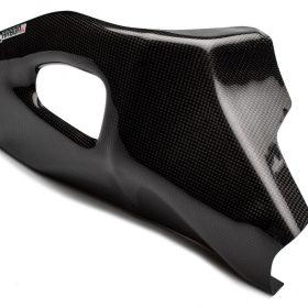 SUZUKI GSX-R 1000 2005-2006 Carbon Fiber Swingarm Covers 5