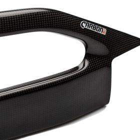 SUZUKI GSX-R 1000 2005-2006 Carbon Fiber Swingarm Covers 6