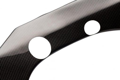 SUZUKI GSX-R 1000 2007-2008 Carbon Fiber Frame Covers 6