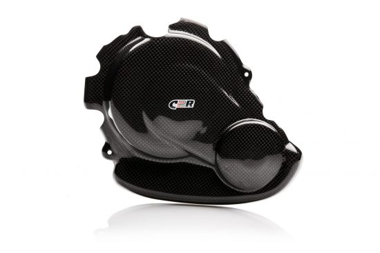 SUZUKI GSX-R 600-750 2008-2016 Carbon Fiber Clutch Cover 1