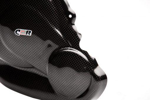 SUZUKI GSX-R 600-750 2008-2016 Carbon Fiber Clutch Cover 2
