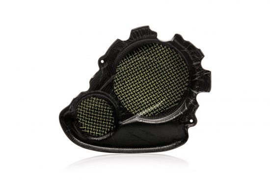 SUZUKI GSX-R 600-750 2008-2016 Carbon Fiber Clutch Cover 3