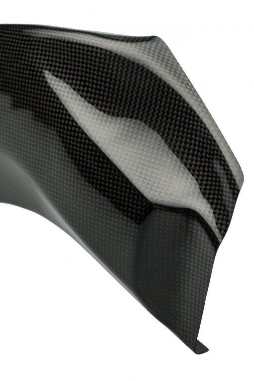 SUZUKI GSX-R 600-750 2011-2016 Carbon Fiber Swingarm Covers 5