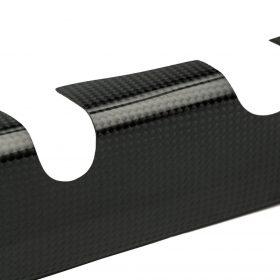 SUZUKI GSX-R 600-750 2011-2016 Carbon Fiber Swingarm Covers 6