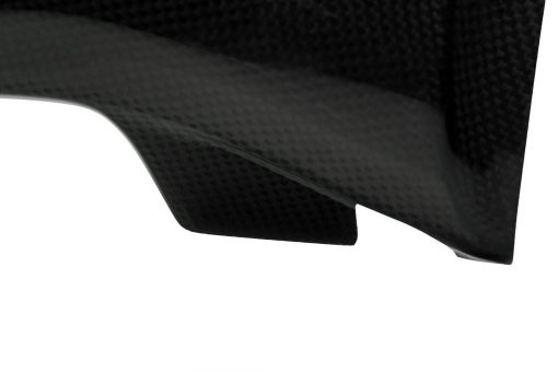 SUZUKI GSX-R 600-750 2011-2016 Carbon Fiber Swingarm Covers 7