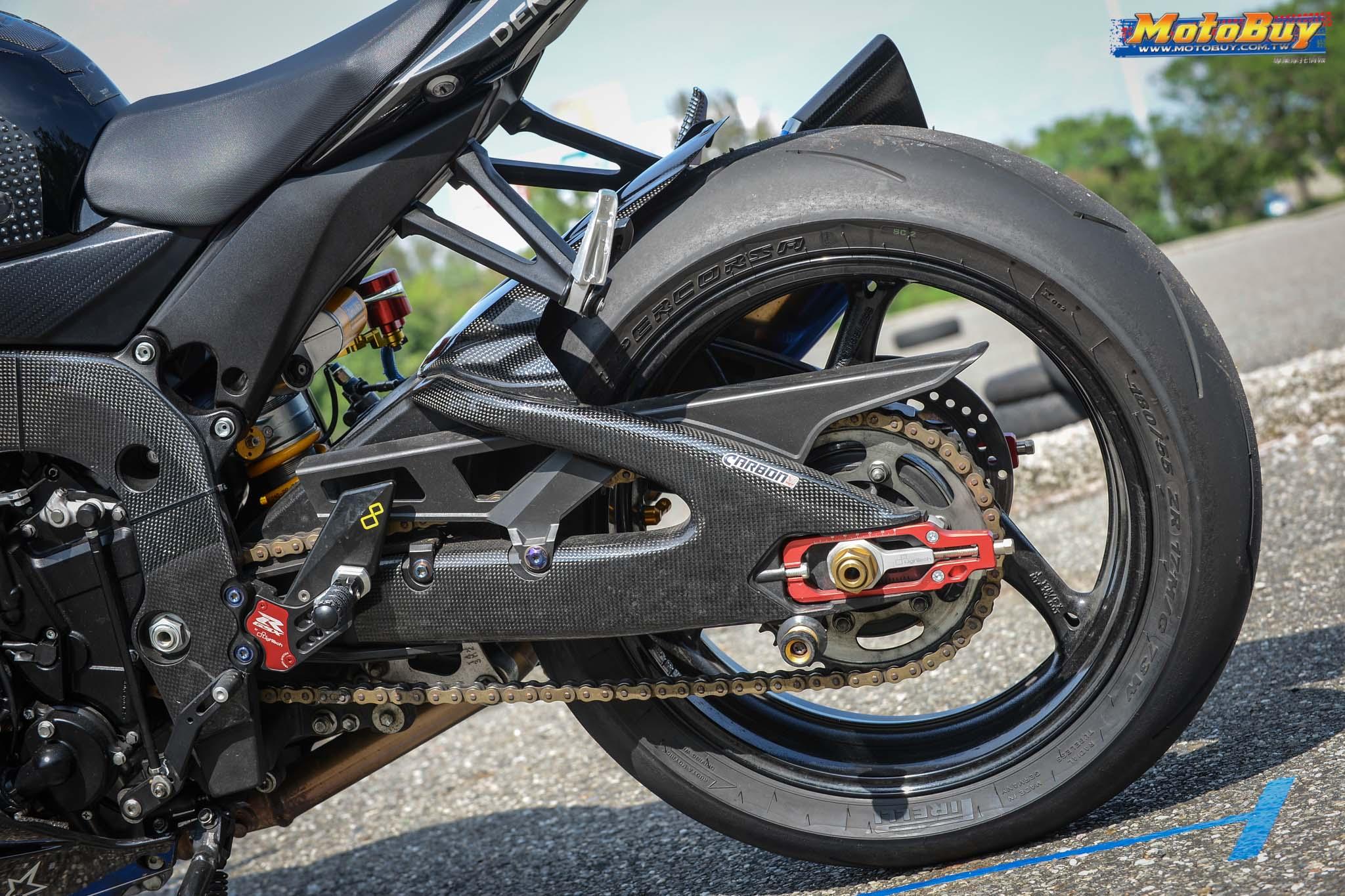 Suzuki Gsxr Carbon Fiber Parts