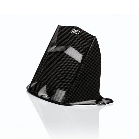YAMAHA YZF-R6 2006-2016 Carbon Fiber Rear Hugger 1