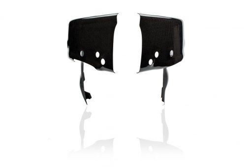 YAMAHA YZF-R6 2006-2016 Carbon Fiber Frame Covers 3