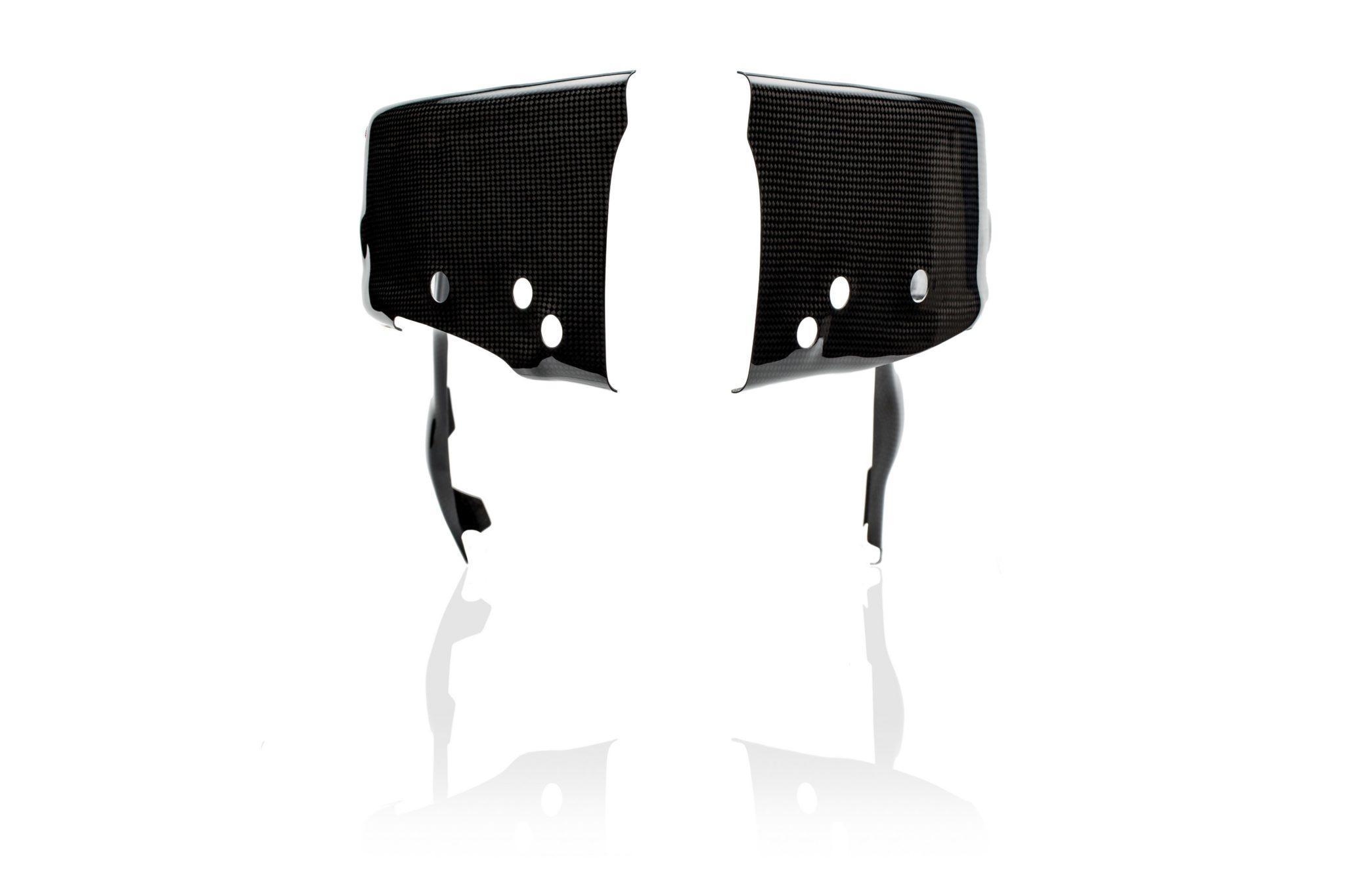 YAMAHA YZF-R6 2017-2018 Carbon Fiber Frame Covers