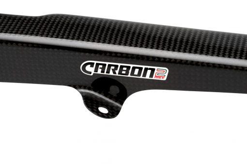 HONDA CBR 600RR 2003-2016 Carbon Fiber Chain Cover 4