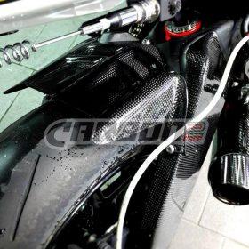 KAWASAKI ZX-6R 2009-2016 Carbon Fiber Rear Fender 7