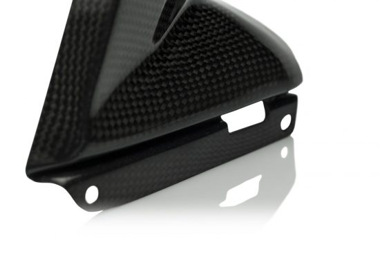 APRILIA RSV4 2009-2015 Carbon Fiber Lower Fairing Pullers 8