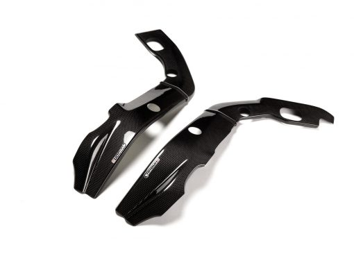 BMW S 1000RR 2012-2014 Carbon Fiber Frame Covers 1