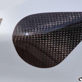 DUCATI 899-959-1199-1299 Panigale Carbon Fiber Tank Sliders 6