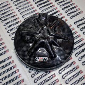 Aprilia Tuono V4R 2011-2015 Carbon Fiber Clutch Cover 1
