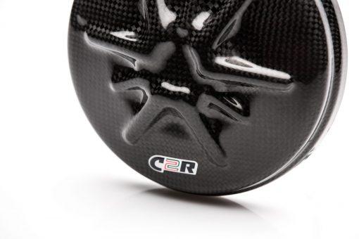 APRILIA RSV4 2009-2015 Carbon Fiber Clutch Cover 2