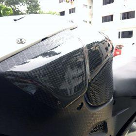 BMW S 1000RR 2009-2014 Carbon Fiber Tank Sliders 8
