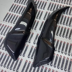BMW S 1000RR 2009-2014 Carbon Fiber Tank Sliders 1