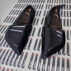 BMW S 1000RR 2009-2014 Carbon Fiber Tank Sliders 2