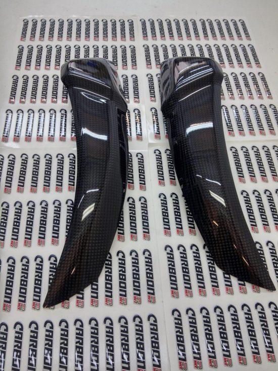 BMW S 1000RR 2009-2014 Carbon Fiber Tank Sliders 3