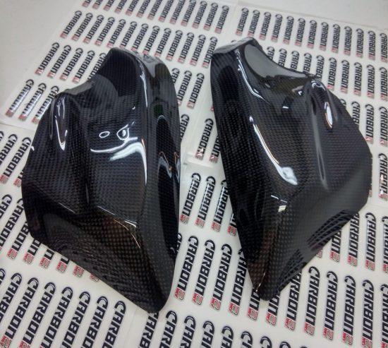 SUZUKI GSX-R 1000 2009-2015 Carbon Fiber Tank Sliders 2