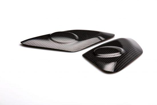 YAMAHA YZF-R1 2009-2014 Carbon Fiber Tank Sliders 2