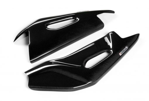 APRILIA RSV4 2009-2015 Carbon Fiber Swingarm Covers 1