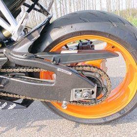 HONDA CBR 1000RR 2004-2007 Carbon Fiber Swingarm Covers