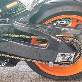 HONDA CBR 1000RR 2004-2007 Carbon Fiber Chain Guard